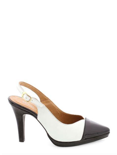 imagenes en blanco y negro de zapatos estefania marco zapato de tac 243 n blanco y negro shopping