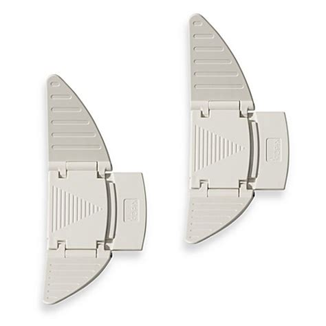 Kidco 174 Sliding Closet Door Lock Pack Of 2 Www How To Lock Sliding Closet Doors