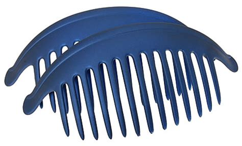 lockettes interlocking combs mia hair accessories france luxe belle large interlocking comb pair