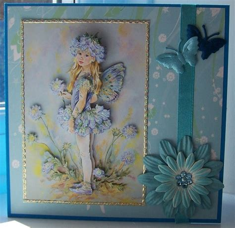 Handmade Fairies - 18 best images about cards on dean o