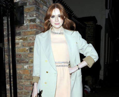 karen gillan songs karen gillan 2012 scottish fashion icon of the year