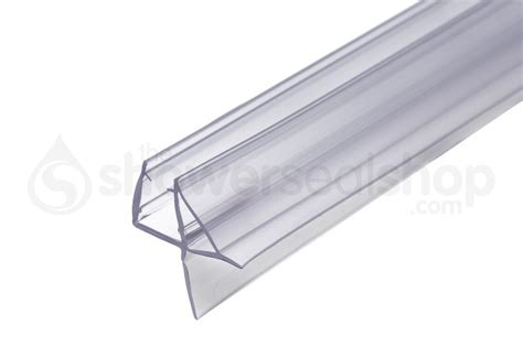Glass Shower Door Bottom Seal 8mm Bottom Sweep Shower Seal