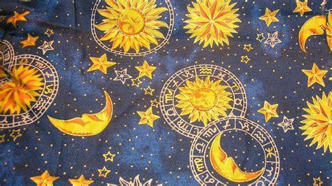 sun moon  stars hd boho aesthetic wallpapers hd