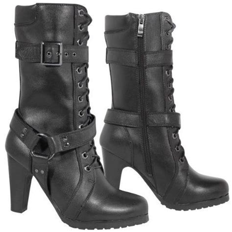 buy womens motorcycle boots 79 best images about motorcycle fashion on pinterest