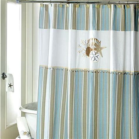 avanti   sea      shower curtain bed