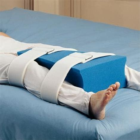 hip abduction pillow after hip surgery rolyan abduction system abduction pillow wedges