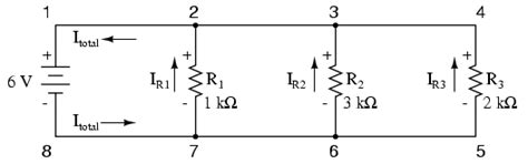 parallel circuits kirchhoff s kirchhoff s current kcl electronics forums