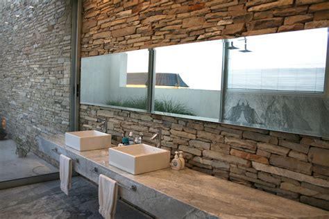 lavabos   bano rustico moderno imagenes  fotos