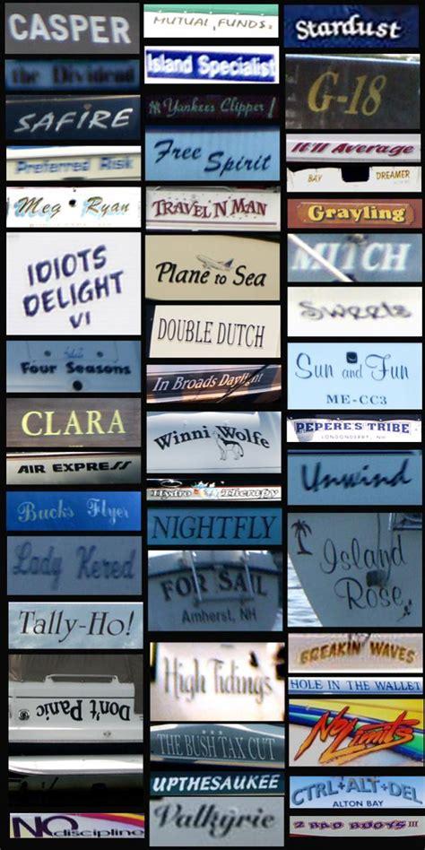 mass boat registration sticker boat names winnipesaukee forum