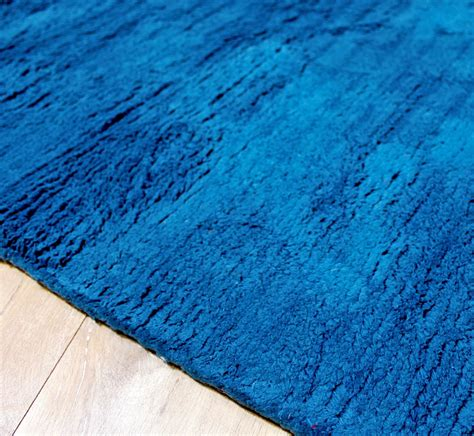 Teal Shaggy Rugs by Teal Blue Colour Soft Touch Shag Pile Rug Luxury Pile