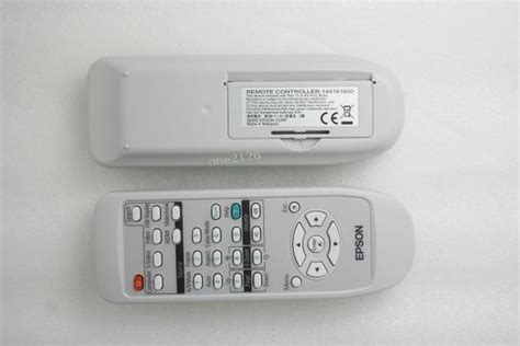 Remote Proyektor Epson remote for epson powerlite eb 900 eb 905 eb 910w eb 915w 3lcd projector ebay