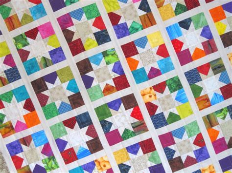 Easy Crafts For Home Decor by Star Light Star Bright Quilt Pattern By Elena Mcdowell
