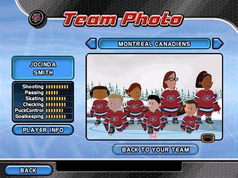 backyard hockey 2005 backyard hockey 2005 game giant bomb