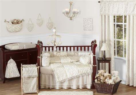 ivory crib bedding chagne and ivory victoria baby bedding 9pc crib set