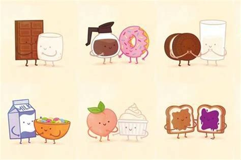 2 fruits that go together which adorable food pair are you and your best friend