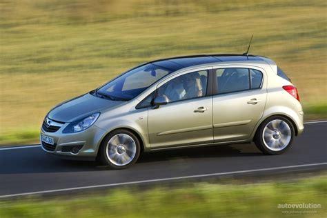 Opel Corsa 5 Doors Specs 2010 2011 2012 2013 2014
