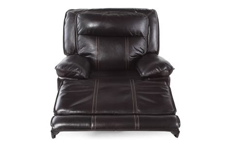 contemporary glider recliner contemporary 43 quot swivel glider recliner in dark coffee