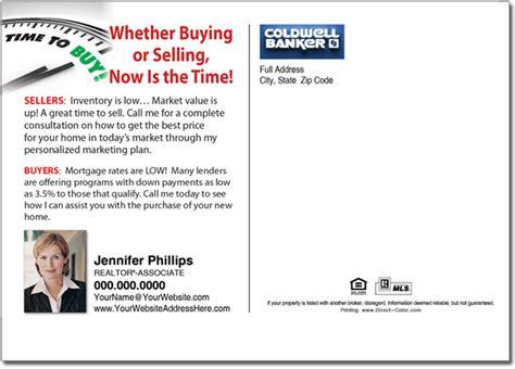 Real Estate Postcards, Coldwell Banker Postcards