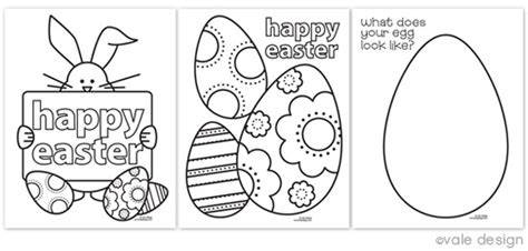 free easter coloring pages for kindergarten free easter coloring pages happy money saver