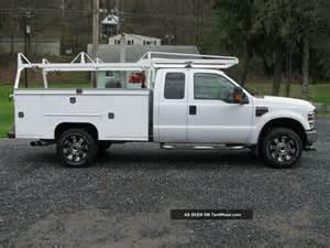 Ford Utility Truck 2008 Ford F350 Duty Utility Truck