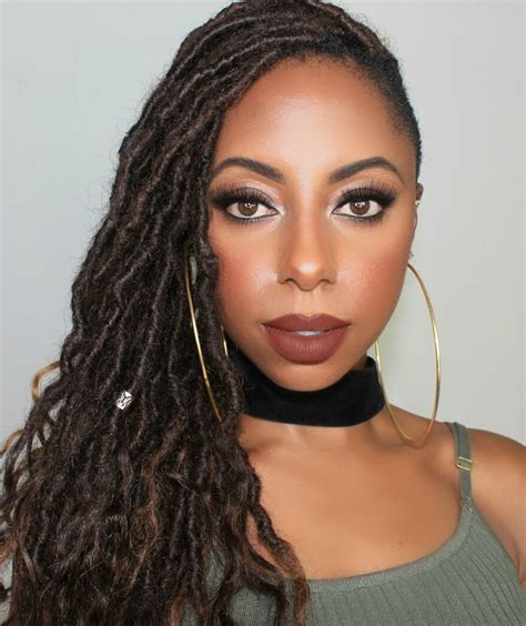 styles with gorgeous goddess locs styles tutorials insider tips