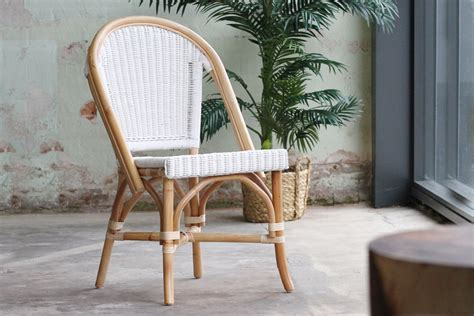 Vintage Verandah Ls by Scand Side Chair Ls Naturally Rattan And Wicker