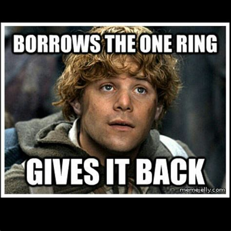 Meme Lord - because he can lotr memes pinterest