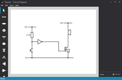 use diagram tool free circuit diagram a circuit diagram maker