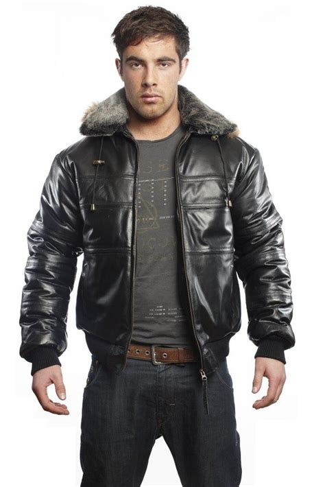 mens leather bomber leather bomber jacket jackets