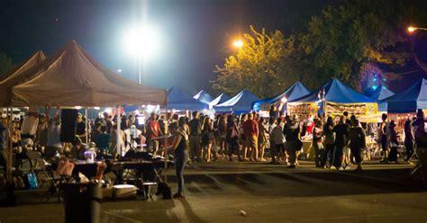 queens international night market  headed  jamaica
