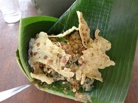 Sambel Pecel Khas Madiun Limited bayu wisono resep nasi pecel pincuk khas madiun