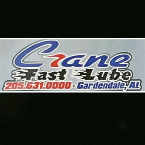 crane fast lube home facebook