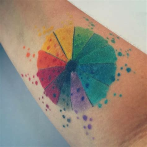 watercolor tattoos buzzfeed 37 really pretty watercolor tattoos