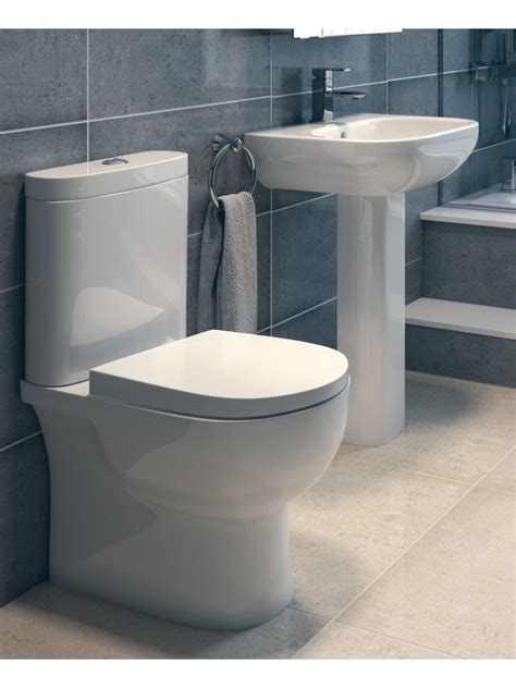 wash basin toilet rak tonique toilet and washbasin set