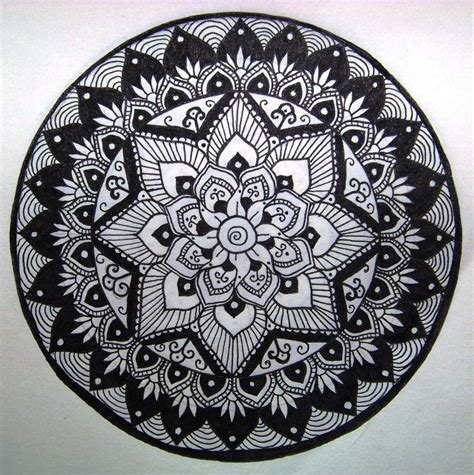 pattern mandala drawing mandala designs mandals pinterest mandalas design
