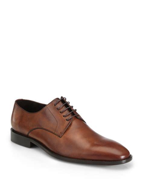 cognac oxford shoes gordon bradley oxford dress shoes cognac in brown for