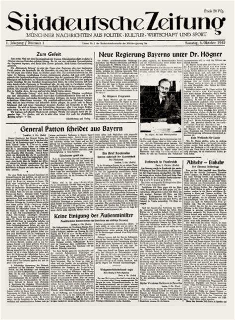 Layout Free Zeitung | redesign der s 252 ddeutschen zeitung slanted typo weblog