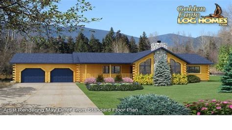 Complete Log Home Package Pricing Download Ranch Log Homes | ranch log homes floor plans complete log home package