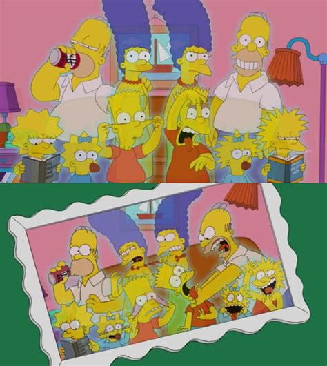 the simpsons treehouse of horror 12 treehouse of horror xxv references simpsons wiki