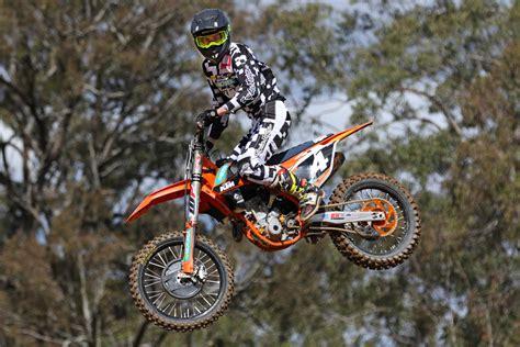 Ktm Motocross by Ktm Motocross Racing Team Signs Mastin For Aus Supercross