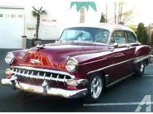 1954 Chevrolet For Sale 1954 Chevrolet Bel Air For Sale In Arlington