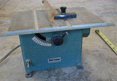 jarmac 4 quot mini table saw