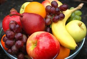 bowl of fruits making lifestyle changes mindful movements