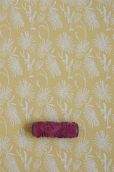 pattern rollers for walls patterned paint roller no 16 from paint courage