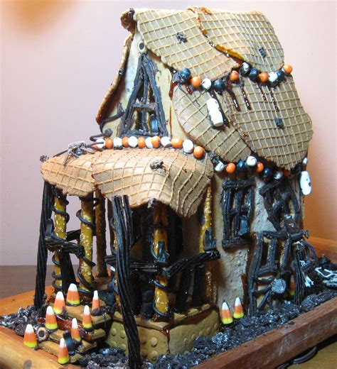 Image Abandoned Gingerbread House Jpg Licorice International Blog How To Make A Gingerbread