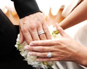 is the wedding ring finger connected by a vein to the
