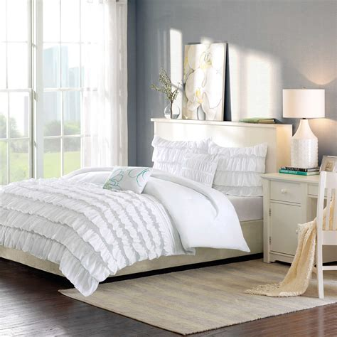 white bedding sets bedroom contemporary twin xl comforter sets decor with
