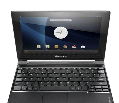 Tablet Hybrid Lenovo lenovo new ideapad a10 hybrid tablet at ces 2014 sagmart