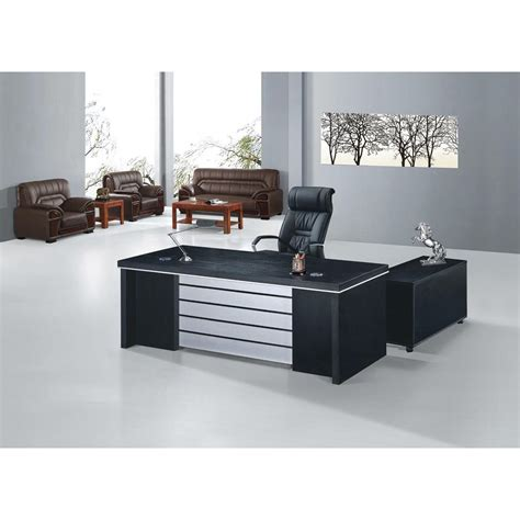 Black Executive Desk Shapes 12 Modern Black Executive Black Executive Office Desk