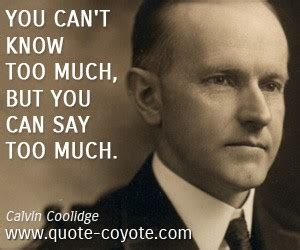 calvin coolidge quotes calvin coolidge brainy quotes quotesgram